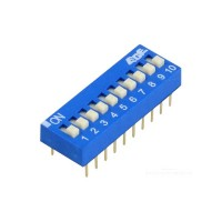 DIP SWITCH 10 VIE