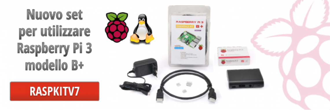 SET RASPBERRY PI 3 B+
