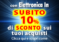 Discount/Card ElettronicaIn