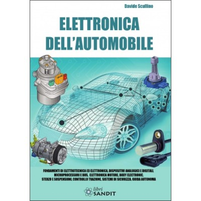 Libro - Elettronica dell'automobile