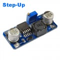 Convertitore DC/DC Step-up con uscita 4-30 V