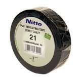 Nastro isolante nero 10m-19mm