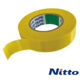 Nastro isolante giallo 10 metri - 19 mm