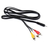 Cavo Audio/Video RCA – JACK 3,5 mm