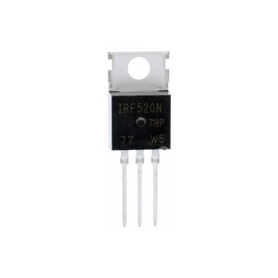MOSFET canale N 100 Volt 9,7A