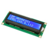 Display LCD 16x2 con connettore strip già saldato