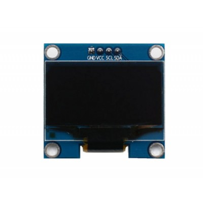 "Display OLED 1,3"" I2C – GND/VCC/SCL/SDA"