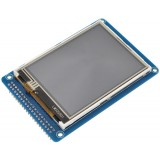 "Modulo display touch screen 3,2"" e slot SD Card"