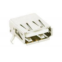 Connettore SMD USB femmina tipo A