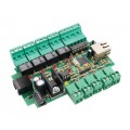 Controllo Ethernet 4 Ingressi e 4 Uscite