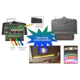 DIMMER PER STRIP LED RGB