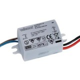 DRIVER PER LED DA 3 WATT - CLASSE IP65