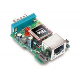 Evaluation board con modulo EM1202