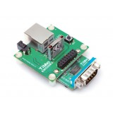 EVALUATION KIT CON MODULO ETHERNET EM500
