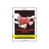 "Libro ""CONFIDENTIAL RADIO SECRET"" - VOL.1"
