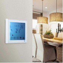 TERMOSTATO WIFI TOUCH SCREEN