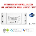 Interruttore Wi-Fi - Amazon Alexa e Google Assistant