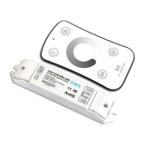 Dimmer 1 CH strip a LED singolo colore con telecomando RF