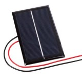 MINI CELLA SOLARE INCAPSULATA 0,5 V 800 mA