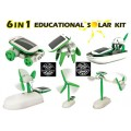 Solar Kit Robot 6 in 1