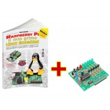 "Libro ""Raspberry Pi"" + Board FT1060M"