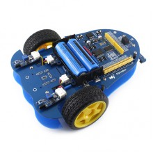 Alphabot piattaforma robotica - in kit