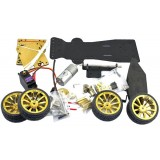 Piattaforma Racing per Arduino e Raspberry Pi - in kit