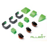 ALLBOT - Gamba supplementare 3 Servo