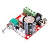 Mini amplificatore classe D 2x10 watt