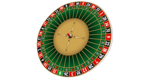 Roulette elettronica a led