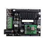 Shield Arduino controllo Servo RC