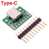 Breakout Board con connettore Type-C