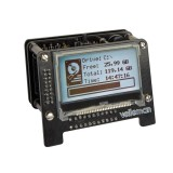 Message board USB programmabile