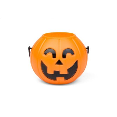 Zucca Halloween a LED - in kit