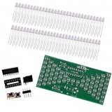 Clessidra elettronica a LED - in kit