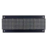 Display a matrice 4 cifre con LED rossi e controller