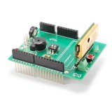 Shield HCS per Arduino - in kit da saldare