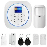 Set Antifurto Wi-Fi/GSM/ALEXA e GOOGLE HOME