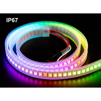 Strip 144 LED NEOPIXEL lunghezza 1 metro - IP67