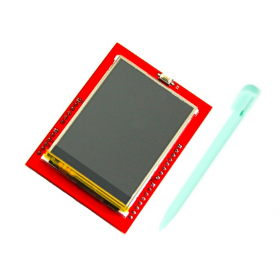 Arduino Shield TFT touch screen 2,4""
