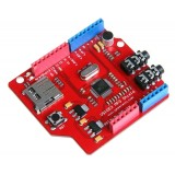 VS1053 MP3 Shield per Arduino