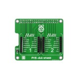 Click Board Shield per Raspberry Pi