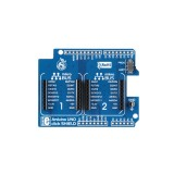 Click Board shield per Arduino Uno