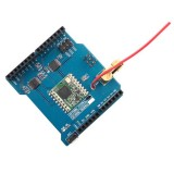 LoRa shield per Arduino/Fishino - Montato