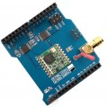 LoRa shield 868 MHz per Arduino/Fishino - Montato
