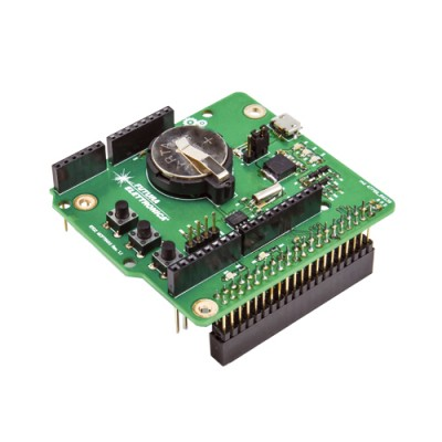 Shield RTC per Raspberry e Arduino