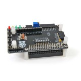Shield didattica per Raspberry Pi