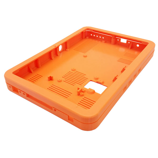 Case stampa 3d per kit tablet con raspberry pi for Case di kit vittoriano