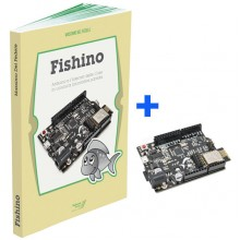 "Libro ""FISHBOOK"" + board Fishino Uno"
