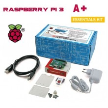 RASPKITV8 - Set per Raspberry PI 3 model A+